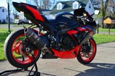 Red & Black 2008 GSXR 600 [3]